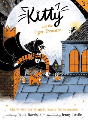 Kitty and the Tiger Treasure Cover Image