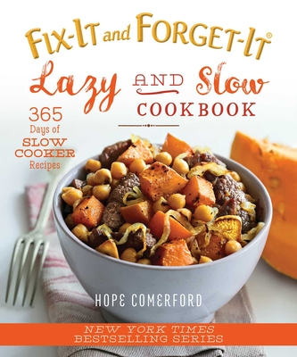 Fix-It and Forget-It Lazy and Slow Cookbook Cover