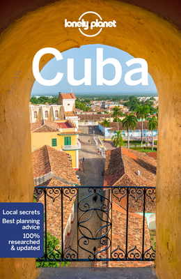 Lonely Planet Cuba 10 (Country Guide) Cover Image