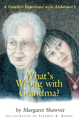 What's Wrong with Grandma? Cover