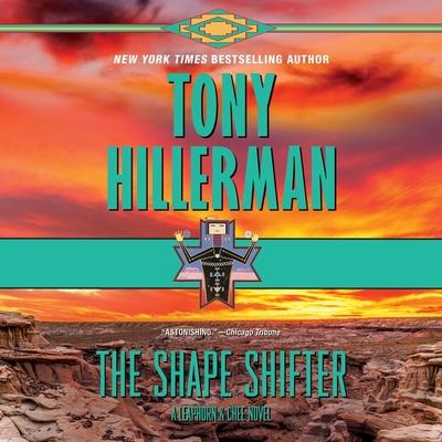 The Shape Shifter Lib/E Cover Image