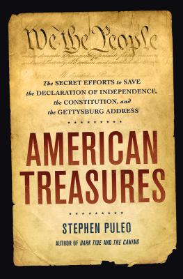 American Treasures Cover