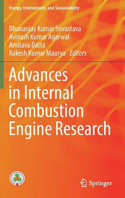 Advances in Internal Combustion Engine Research (Energy) Cover Image