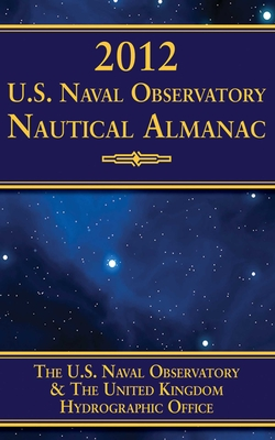 2012 U.S. Naval Observatory Nautical Almanac Cover Image