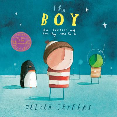 The Boy: His Stories and How They Came to Be Cover Image