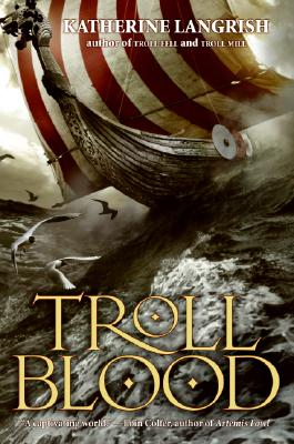 Troll Blood Cover