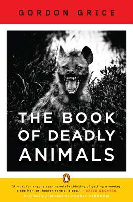 The Book of Deadly Animals Cover