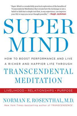 Cover for Super Mind