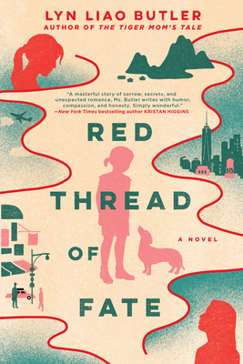 Cover for Red Thread of Fate