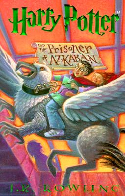 Harry Potter and the Prisoner of Azkaban (Thorndike Young Adult) Cover Image