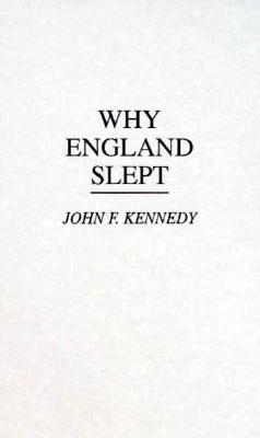 Why England Slept Cover