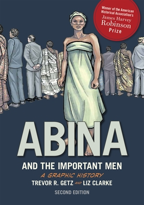 Abina and the Important Men (Graphic History) Cover Image