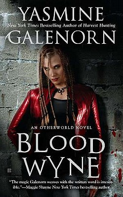 Blood Wyne Cover Image