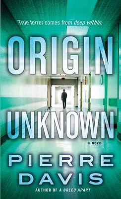 Origin Unknown Cover