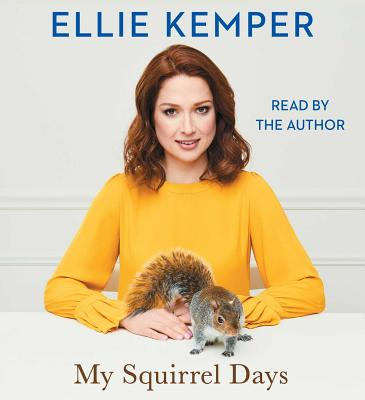 My Squirrel Days Cover Image