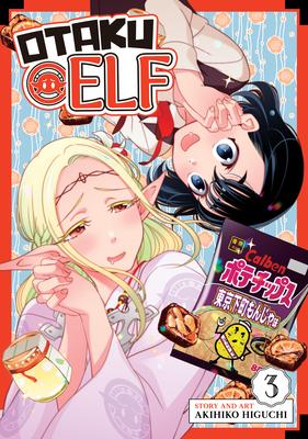Otaku Elf Vol. 3 Cover Image