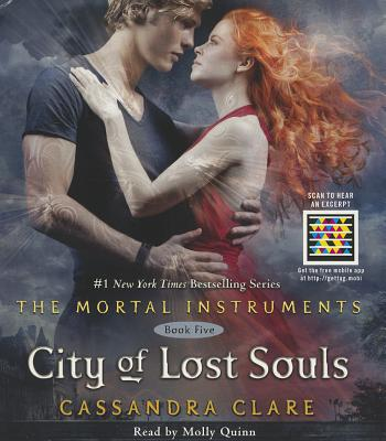 City of Lost Souls (The Mortal Instruments #5) Cover Image