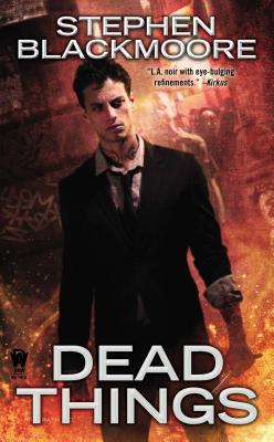 Dead Things (Eric Carter #1) Cover Image
