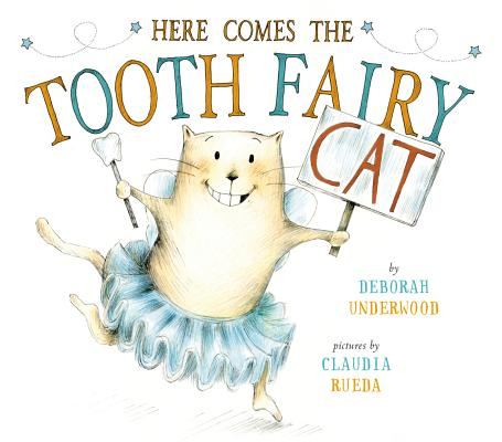 Here Comes the Tooth Fairy Cat Cover Image