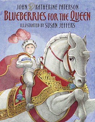 Blueberries for the Queen Cover