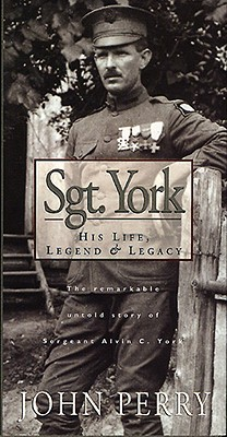 Sgt. York Cover