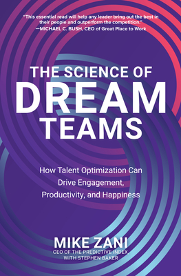 Cover for The Science of Dream Teams