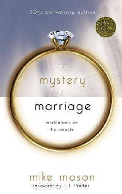 The Mystery of Marriage Cover