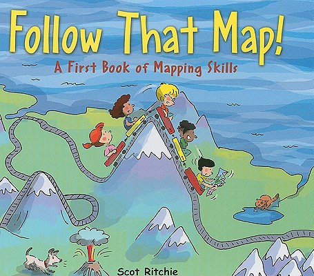 Follow That Map! Cover