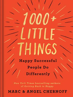 1000+ Little Things Happy Successful People Do Differently Cover Image