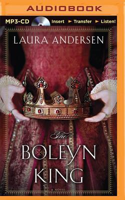 The Boleyn King Cover Image