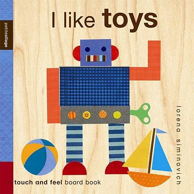 I Like Toys Cover Image