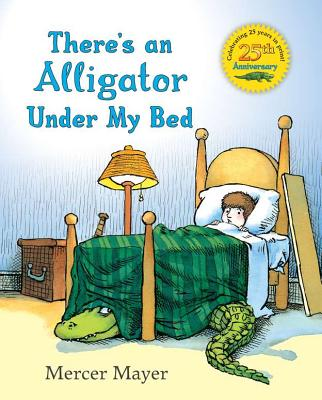 There's an Alligator under My Bed Cover Image