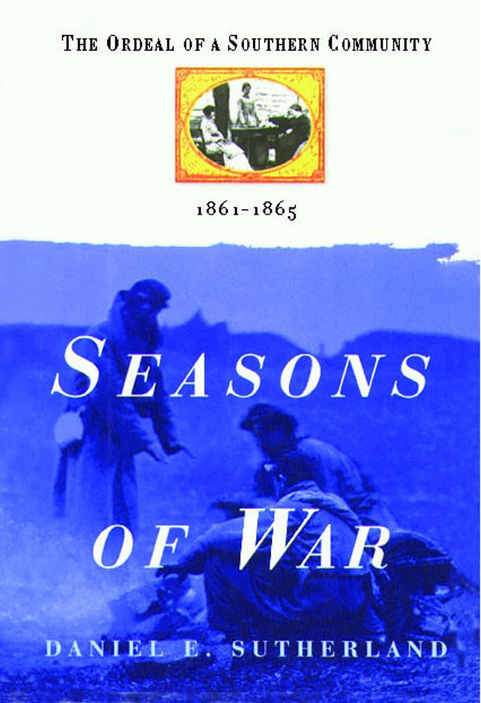 Cover for Seasons of War