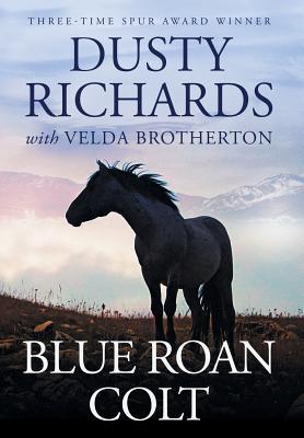 Blue Roan Colt Cover Image