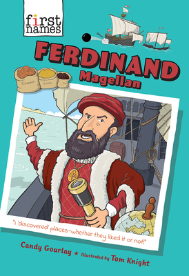 Ferdinand Magellan (The First Names Series) Cover Image