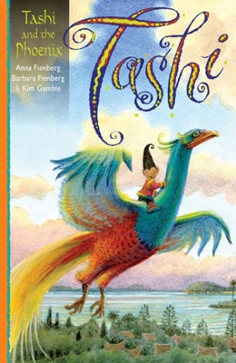 Tashi and the Phoenix Cover