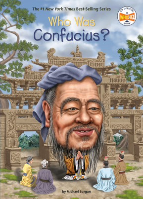 Who Was Confucius? (Who Was?) Cover Image