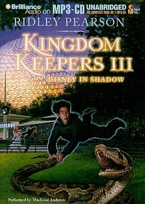 Disney in Shadow Cover Image