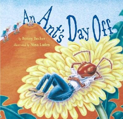 An Ant's Day Off Cover