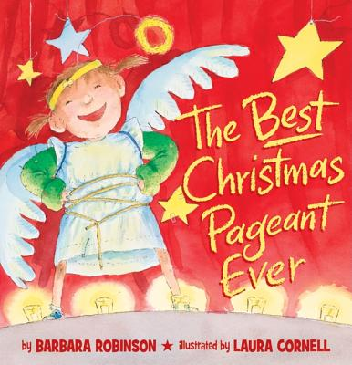 The Best Christmas Pageant Ever (Picture Book Edition) Cover Image