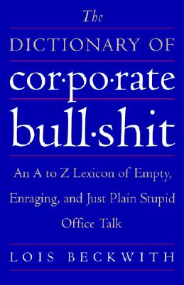 The Dictionary of Corporate Bullshit Cover