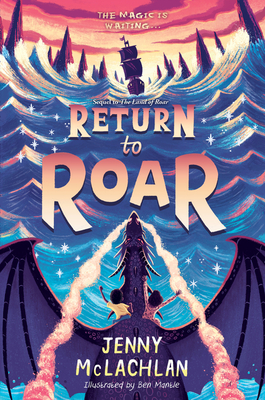 Return to Roar (Land of Roar #2) Cover Image