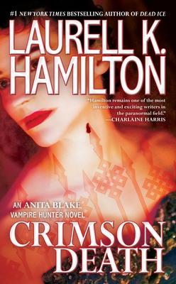 Crimson Death (Anita Blake, Vampire Hunter #25) Cover Image