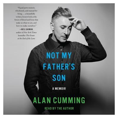 Not My Father's Son Lib/E: A Memoir Cover Image