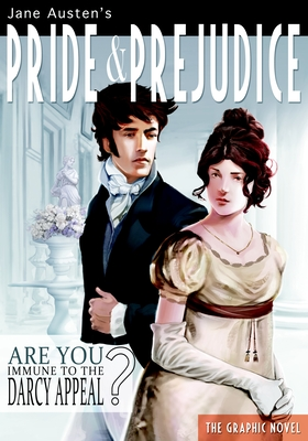 Pride and Prejudice: The Graphic Novel (Campfire Graphic Novels) Cover Image