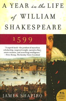 A Year in the Life of William Shakespeare: 1599 Cover Image