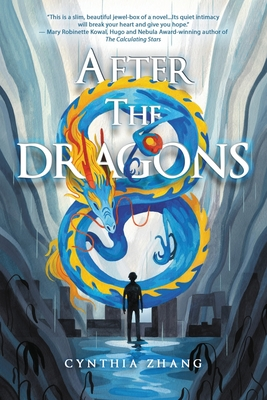 Cover for After the Dragons