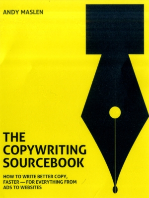 The Copywriting Sourcebook Cover