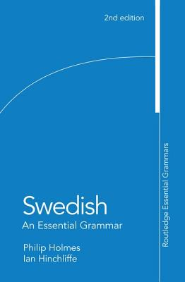 Swedish: An Essential Grammar (Routledge Essential Grammars) Cover Image