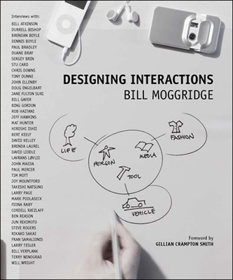 Cover for Designing Interactions